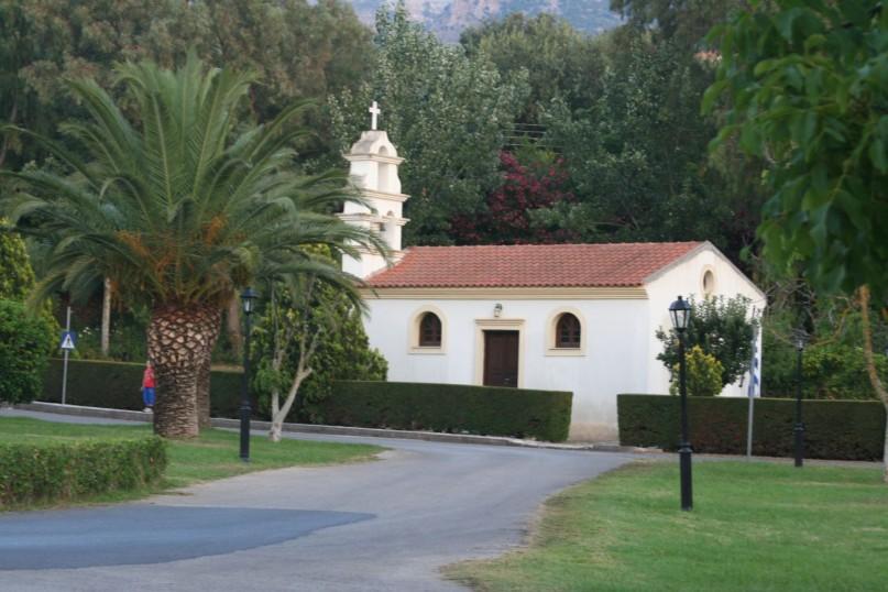 Gelina village корфу